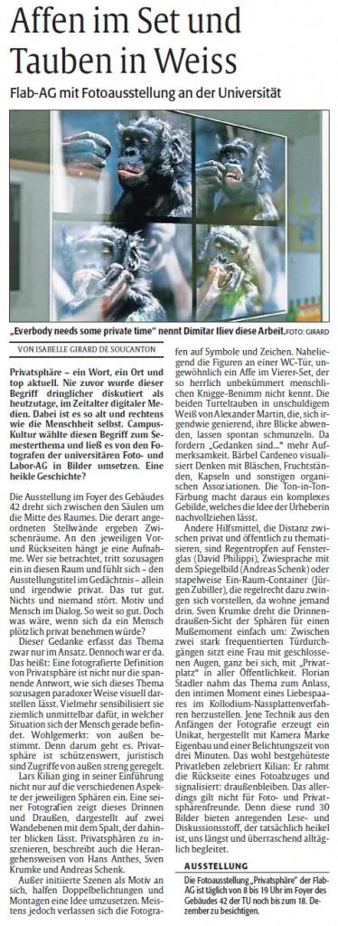 Rheinpfalz Privatsphäre