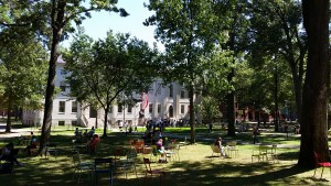 Campus Harvard University