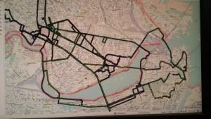 All bike tracks