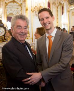Theodor Körner Preis für Bernd Resch